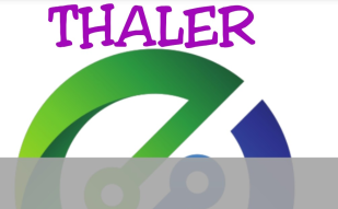 THALER PROJECT - MAIN FOUNDATION FOR CRYPTOCURRENCY GLOBAL ADOPTION