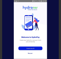 HydroPay - A p2p Payment System On Ethereum. Instant. Gasless.