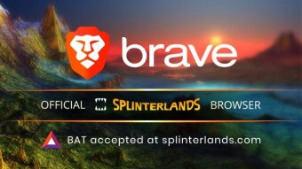 Brave and Splinterlands Announce Partnership