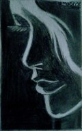 Bayan Yüz Çizimi/Lady Face İllustration