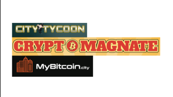 Investment-Based Bitcoin Games: A Comparison Between CityTycoon.Online, Crypto-Magnate.Online, & MyBitcoin.City