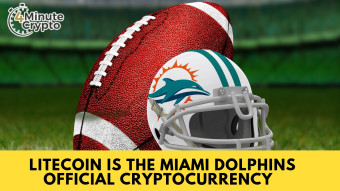 Litecoin is the Miami Dolphins Official Cryptocurrency