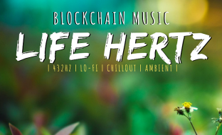 Blockchain Music Series: 'ᒪIᖴE ᕼEᖇTᘔ''| Original Chill Music Tuned In 432Hz