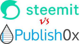 Steemit vs Publish - the beauty, the ugly and the CURSE