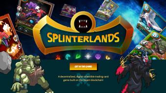BestDApp Contest: Splinterlands