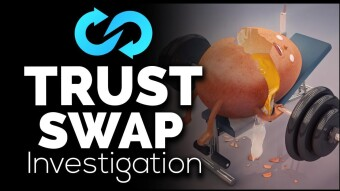 TrustSwap & Their Partners Investigation - A Massive Joint Operation of multiple scammers at play?