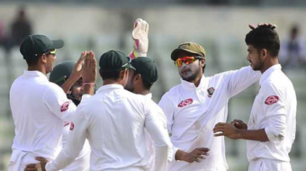 Test match between Bangladesh vs Afghanistan begins today.