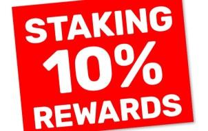 15% Staking Rewards is