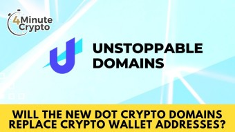 Will The New Dot Crypto Domains Replace Crypto Wallet Addresses? #401