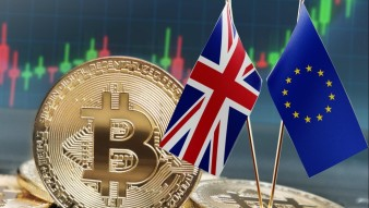 Bitcoin between trade wars, brexit and geopolitical insecurity, has been discussed in London