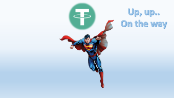 Did you miss Tether's recent velocity?