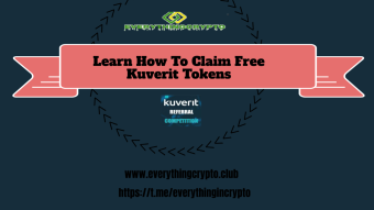 Upcoming Airdrops - Learn How To Claim Free Kuverit Tokens?