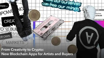 🌟From Creativity to Crypto: New Blockchain Apps for Artists and Buyers