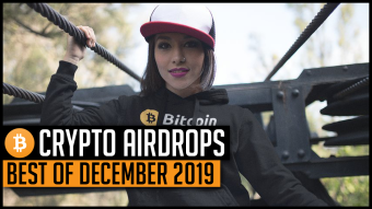 Best Crypto Airdrops Of December 2019