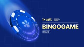 aelf's First BingoGame Public Testing in 2020!
