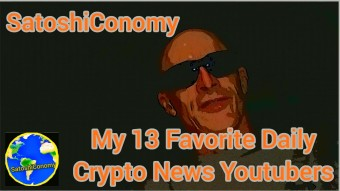 My 13 Favorite Daily Crypto News Youtubers