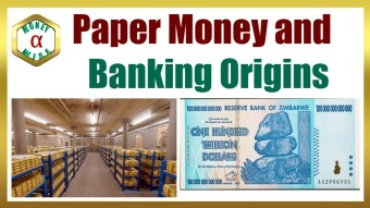 Paper Money and Banking Origins