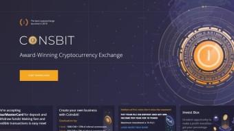 Exchange COINSBIT. And token CNB!