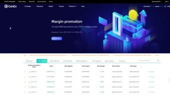 What is CoinEx? A new cryptocurrency exchange to add to your list!