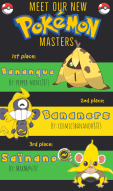 'Draw 'em All' BANANO Pokémon Contest Results Announcement