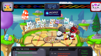 KittieFIGHT Gameplay Tutorial : Learn How to Play and Earn Ether Cash Prizes