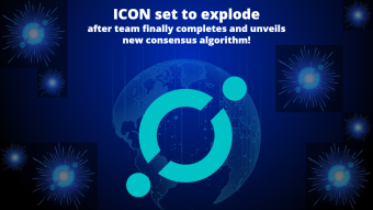 ICON set to explode after team finally completes and unveils new consensus algorithm!