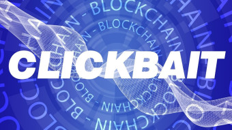 Blockchain is a new clickbait word