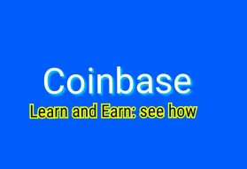 Earn While You Learn In Coinbase