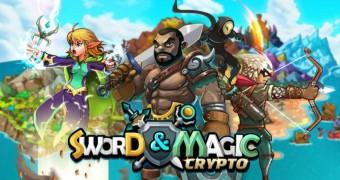 Crypto Sword & Magic Open Beta Release