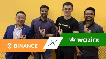 Binance Accuquired Indian Exchange Wazirx