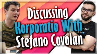 Discussing Korporatio With Stefano Covolan