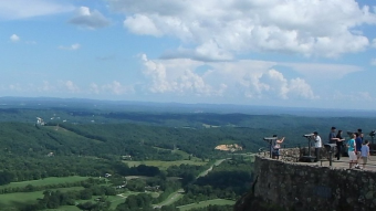 Rock City at Lookout Mountain