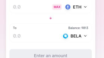 Belacam Update: Uniswap listing, future development, team recruitment