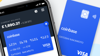 Cryptocurrency debit cards: the Coinbase Visa enlarges the range of accepted coins