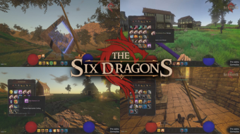 The Six Dragons Announced Alpha Release in Waves