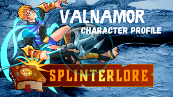 Splinterlands Legendary Profile - Valnamor