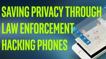 Hacking Phones: How Law Enforcement Is Saving Privacy