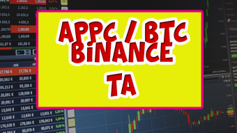 APPC / BTC technical analysis [BINANCE]