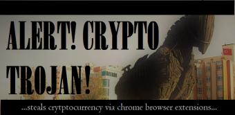 Razy Trojan raids cryptocurrency