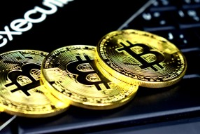 Bitcoin looks will down after a short rise.