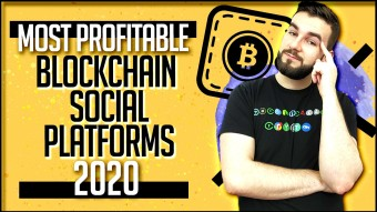 The Most Profitable Blockchain Social Platforms 2020