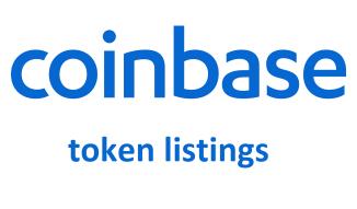 Investigating Coinbase token listings
