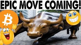 EPIC MOVE AHEAD! - VERY BULLISH NEWS! - IF HISTORY REPEATS $1700 BTC? - BOTTOM IN? - ETC FEES +800%