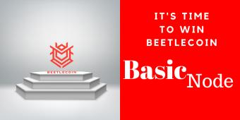 Win BeetleCoin MasterNode