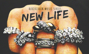 'Blockchain Music Series': 'New Life' | New Music Release | Rock Meets Hip-Hop and The Art of Sampling