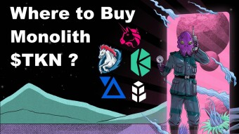 Where to buy Monolith $TKN?