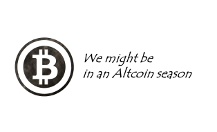 We might be in an Altcoin season