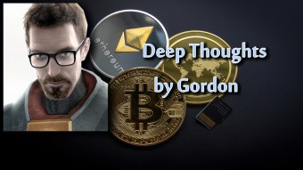 Gordon's Crypto Manifesto- A Must Read For the Crypto-Savvy Thinkologist