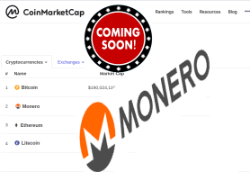Monero to become second biggest crypto ? Governments tracking down cryptocurrency users