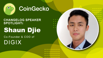 Changelog Speaker Spotlight - Shaun Djie, COO & Co-founder of Digix